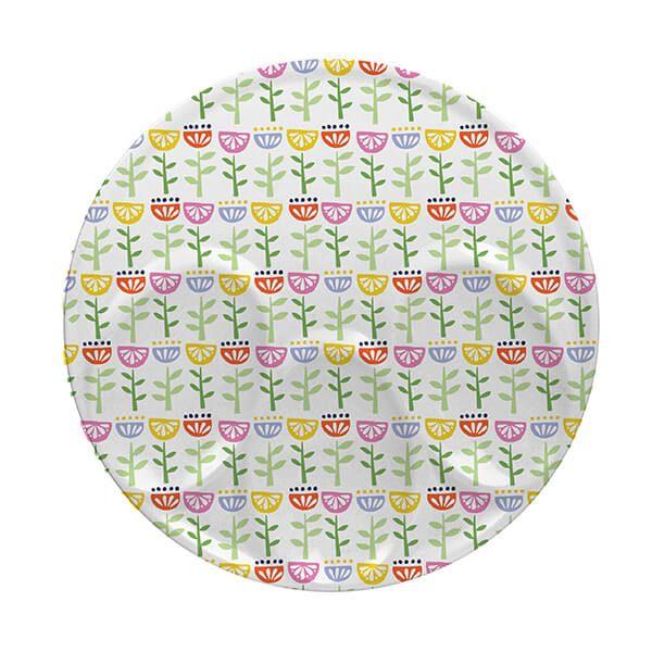 Melamaster Spoon Rest Florets