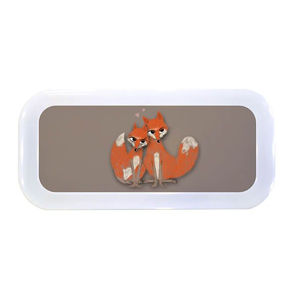 Melamaster Little Tray Fox