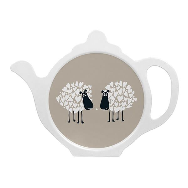 Melamaster Teabag Tidy Sheep