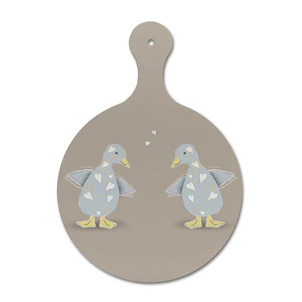 Melamaster Chopping Board Duck