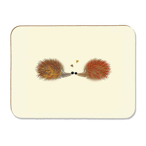 Melamaster Pastry Board Hedgehog