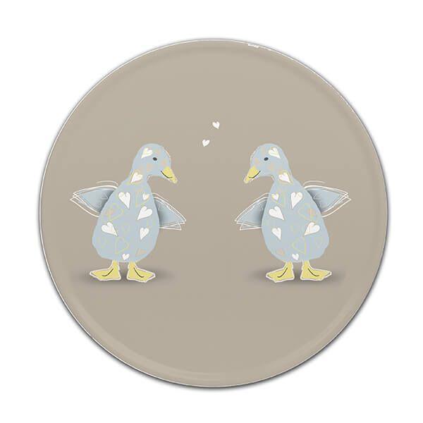 Melamaster Pot Stand Duck