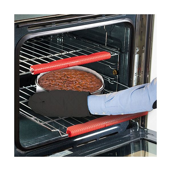 Master Class Set Of 2 Silicone Oven Guards
