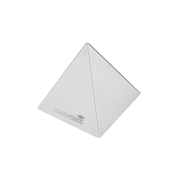 Master Class Stainless Steel Food Pyramid