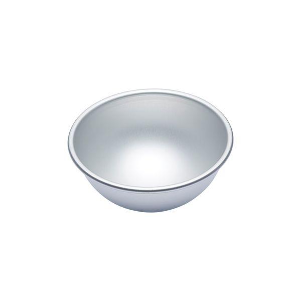 Master Class Silver Anodised 15cm Hemisphere Cake Pan