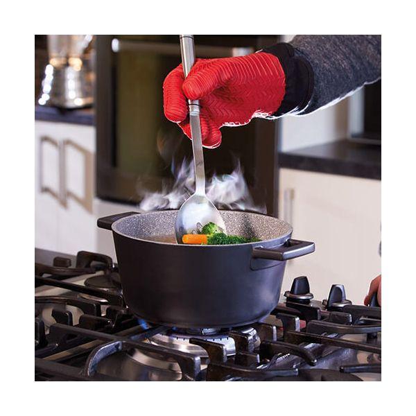 MasterClass Seamless Silicone Oven Glove