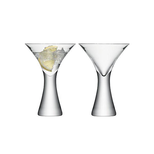 LSA Moya Cocktail Glass Set Of Two