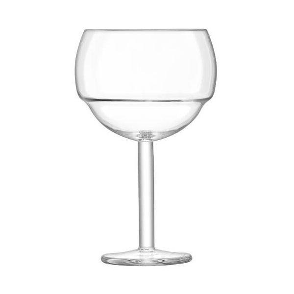 LSA Mixologist Clear Cocktail Balloon Glass 520ml Set Of Two