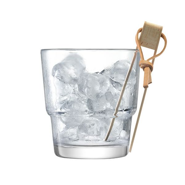 LSA Mixologist Cocktail Ice Bucket & Tongs