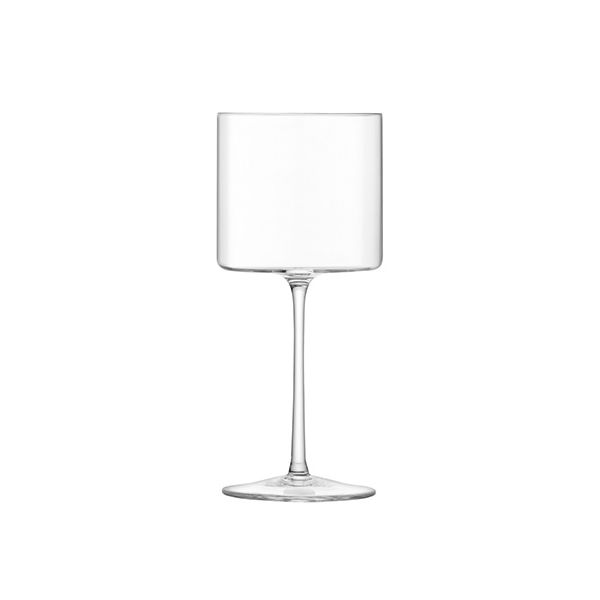 LSA Otis Red Wine Glass 310ml Set Of 4
