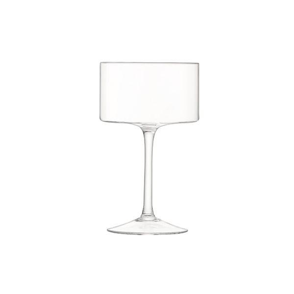 LSA Otis Champagne/Cocktail Glasses 280ml Set Of 4