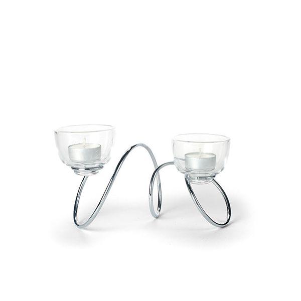 Black + Blum T-Loop Outdoor Tea Light Holder