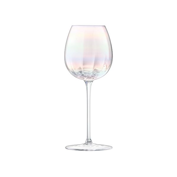 LSA Pearl White Wine Glass 325ml Set Of 4