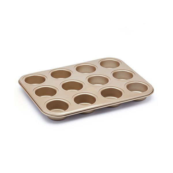 Paul Hollywood Non-Stick 12 Hole Mini Sandwich Tin