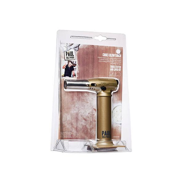 Paul Hollywood Professional Gold Cooks Blow Torch