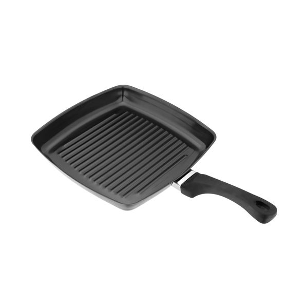 Judge Heavy Gauge Steel Ribbed Grill Pan