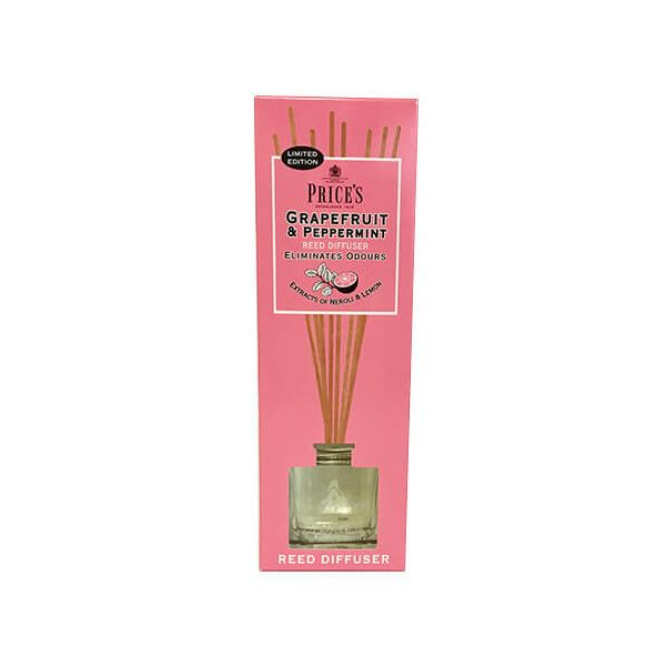 Prices Fresh Air Reed Diffuser Grapefruit & Peppermint