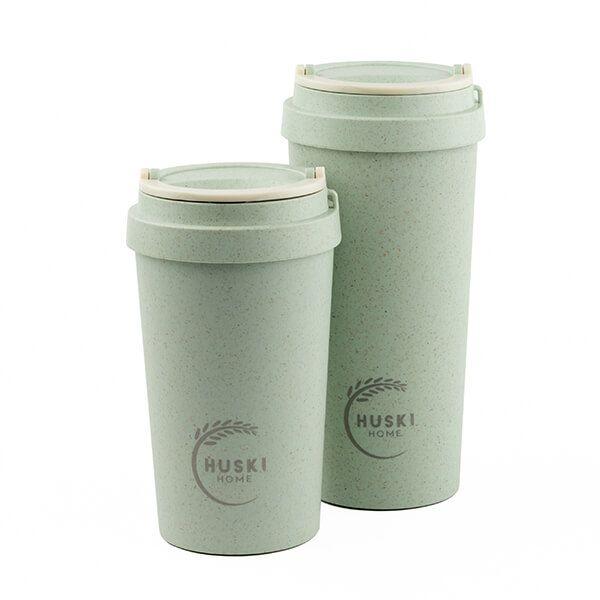 Huski Home Rice Husk Travel Cup Pastel Blue 500ml