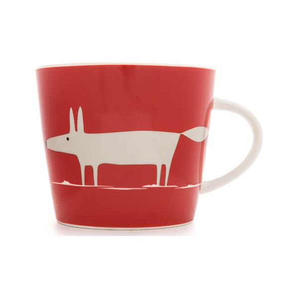 Scion Living Mr Fox Spiced Amber 350ml Mug