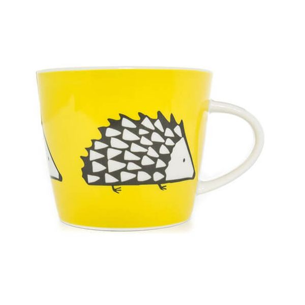 Scion Living Spike Yellow 350ml Mug