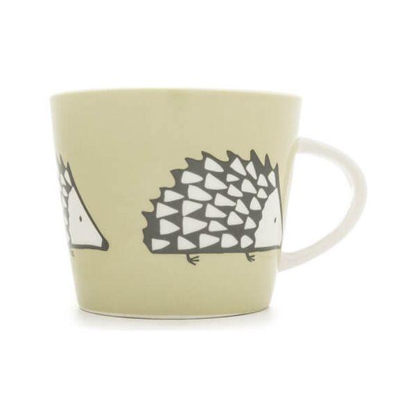 Scion Living Spike Neutral 350ml Mug
