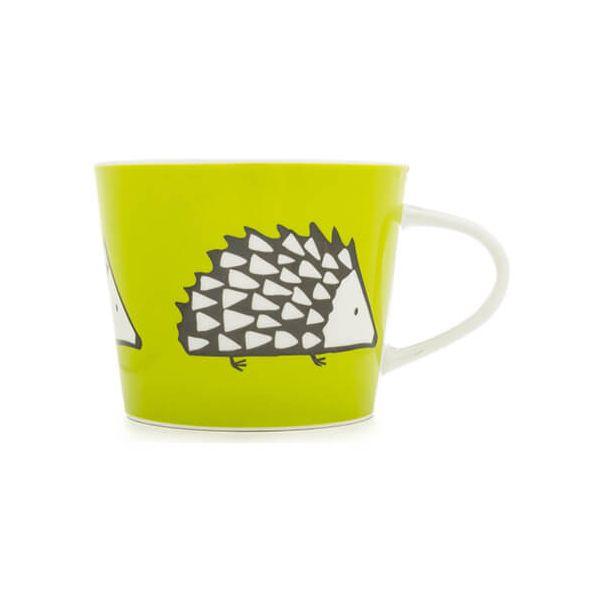 Scion Living Spike Green 250ml Mini Mug