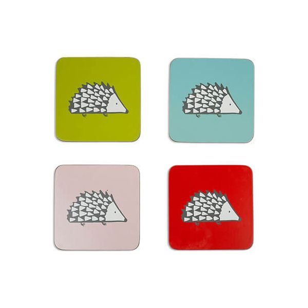 Scion Living Spike Set Of 4 Coasters