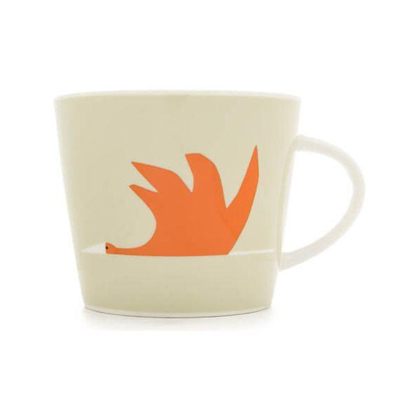 Scion Living Colin Crane Neutral & Orange 350ml Mug