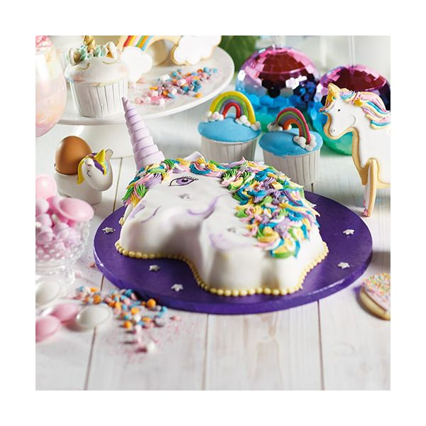 Sweetly Does It Unicorn Shaped Cake Tin