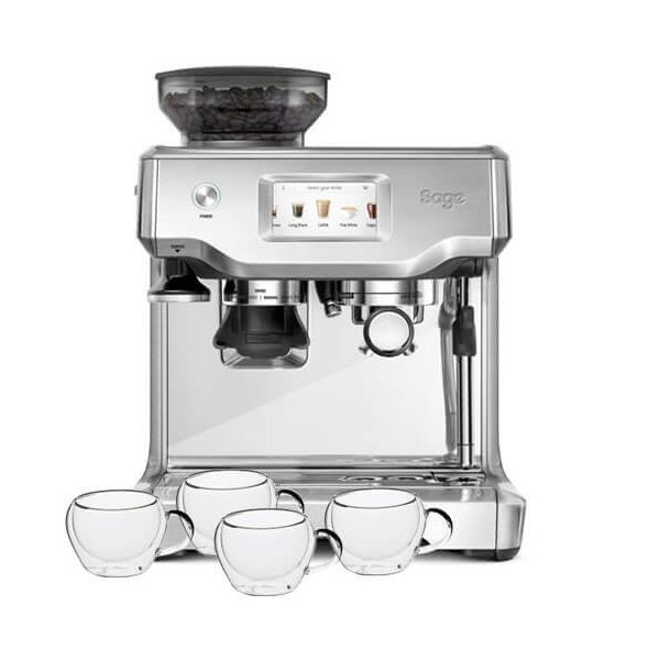 Sage The Barista Touch Coffee Machine with FREE Gift
