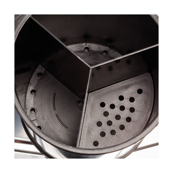 Stellar Stainless Steel Sink Caddy Rotating