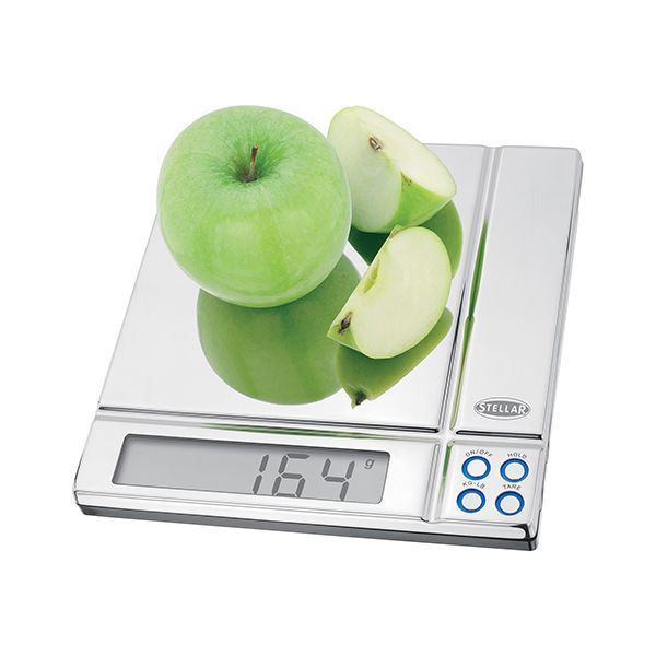 Stellar Slimline Digital Kitchen Scales