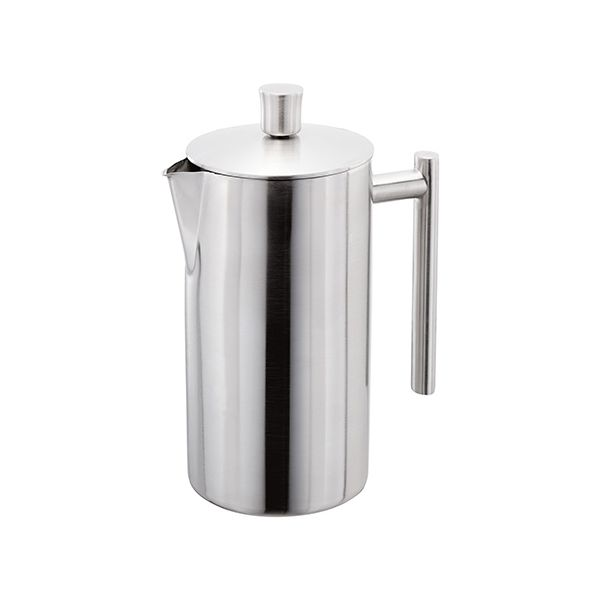 Stellar 8 Cup Matt Double Wall Insulated Cafetiere