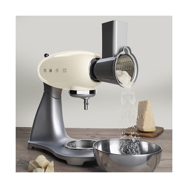 Smeg Slicer and Grater Accessory for Stand Mixer