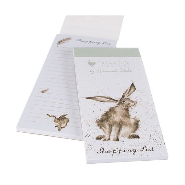 Wrendale Hare Shopping Pad