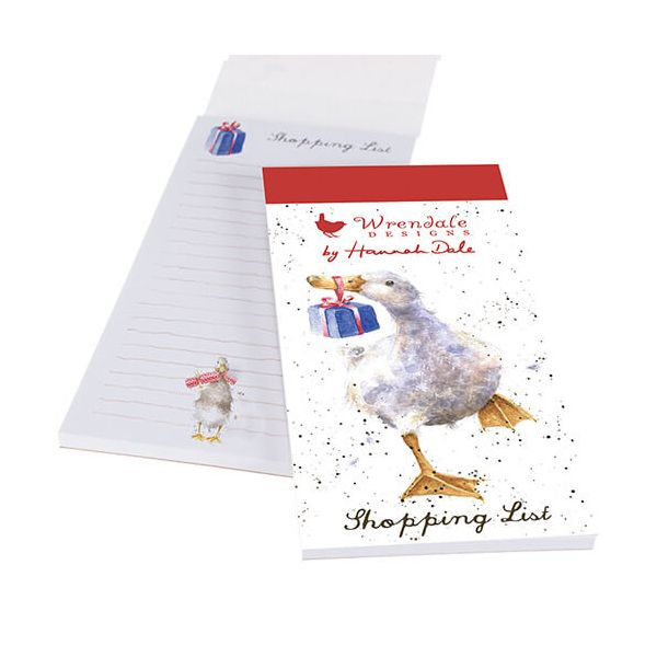 Wrendale Special Delivery Christmas Shopping Pad