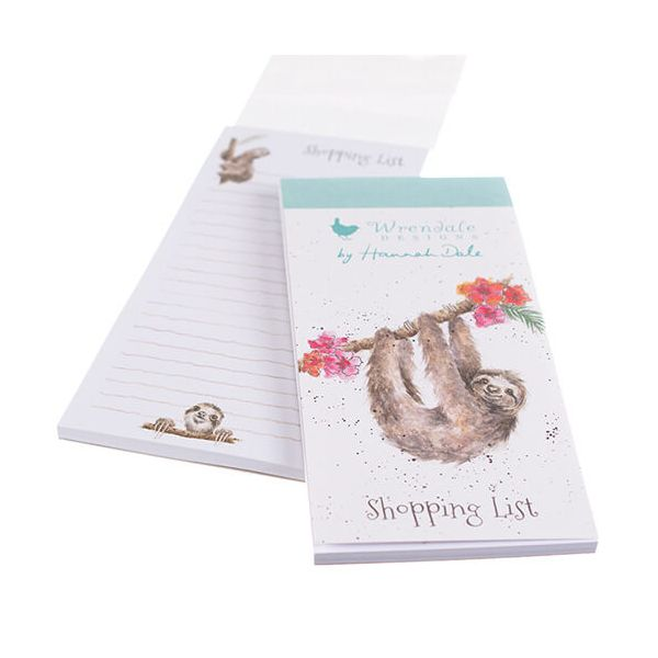 Wrendale Sloth Shopping Pad