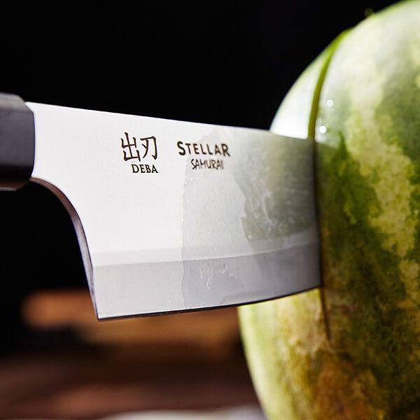 "Stellar Samurai 6.5"" / 165mm Deba Knife"
