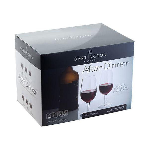 Dartington Six Port Glasses