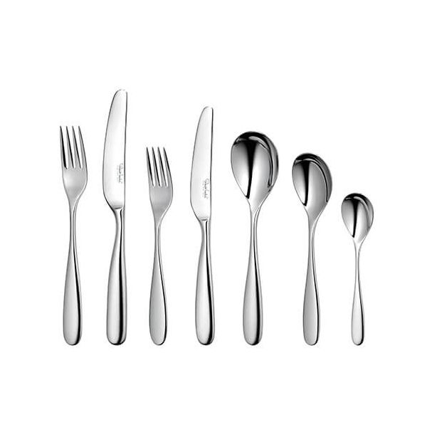 Robert Welch Stanton Bright 84 Piece Set FREE 12 Tea Spoons