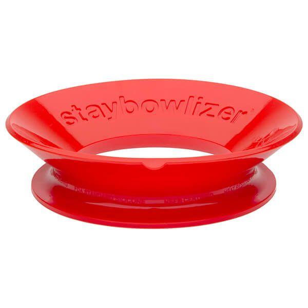 Microplane Staybowlizer Red