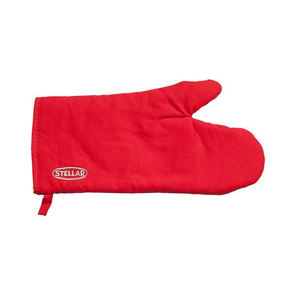 Stellar Red Oven Glove