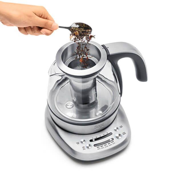 Sage Smart Tea Infuser Compact Kettle