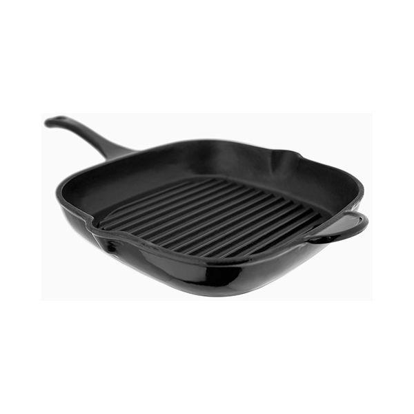 Stellar Cast Iron Grill Pan