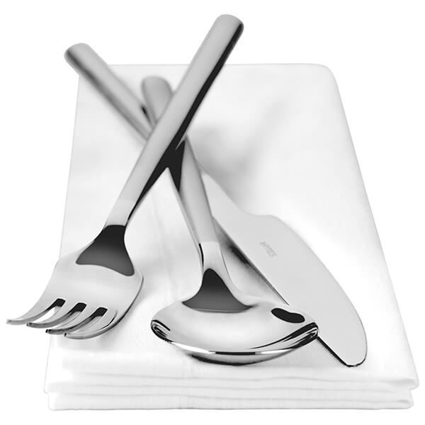 Stellar Rochester Matt 24 Piece Cutlery Gift Box Set
