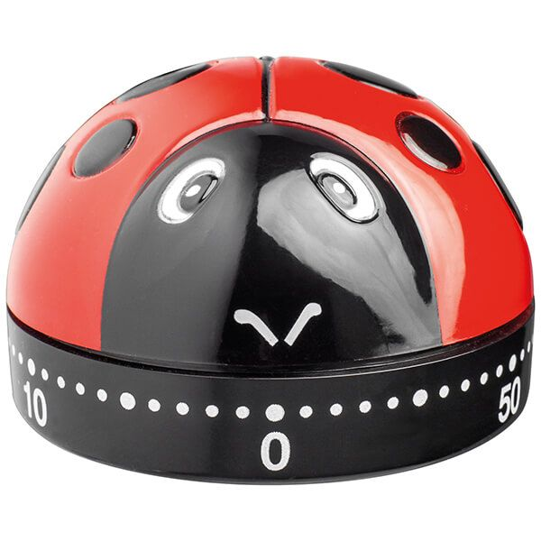 Judge Ladybird Kitchen Timer