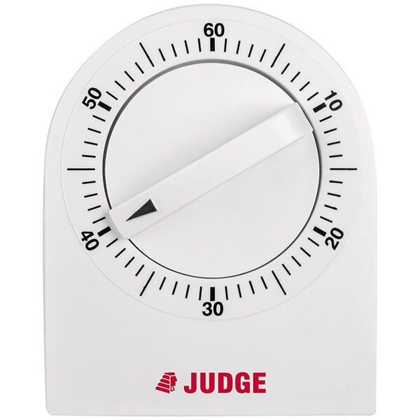 Judge Analogue Kitchen Timer