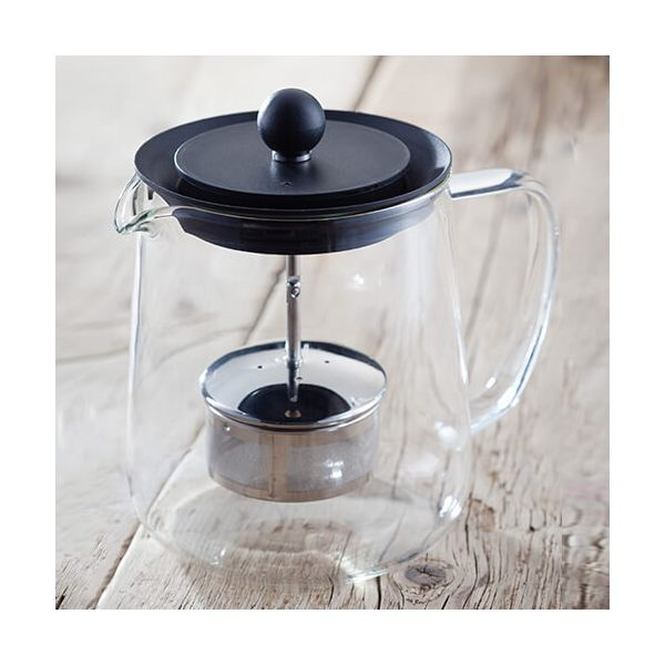 Judge 6 Cup Glass Teapot with Infuser