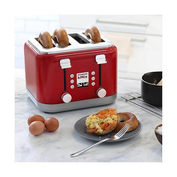 Kenwood kMix Toaster Red