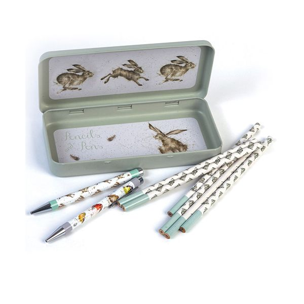 Wrendale Designs Pencil Tin